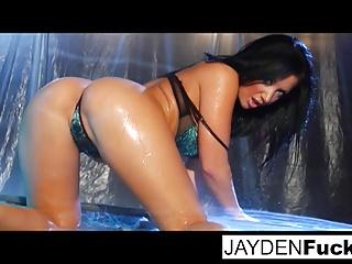 Jayden has an erotic...