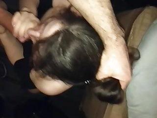 Rough bitch...