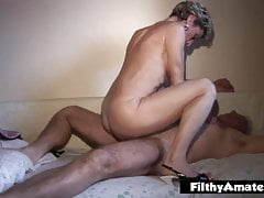 Matures know how to fuck best and make us cum
