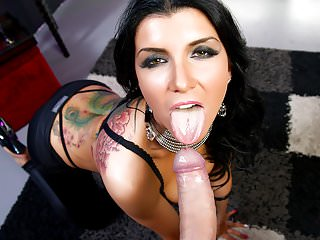 The Stripper Revel in – Romi Rain suck your giant penis