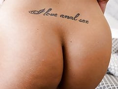 Kinky Blonde loves anal sex and asshole fisting