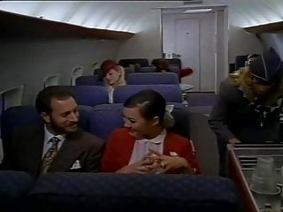 Asia Carrera Layover 1995 scene 3