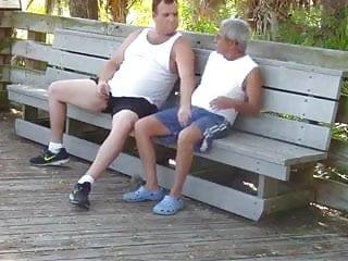 have sex in public park...