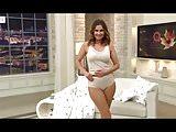 MILF in Bra & Panties - Teleshopping