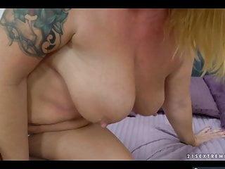 Professor Tammy Jean fick jungen student nach masturbation