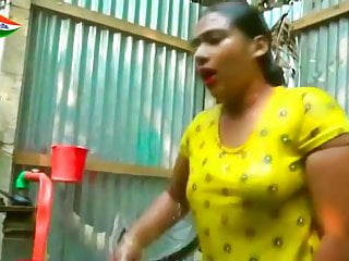 Big Ass Bisexual Maid vid: Bhabir Hot Gosol Bangla Gosol part 3