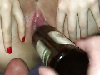 Dick and bottle