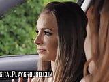 Ella Hughes, Kimmy Granger Danny D - Uninvited Part 4