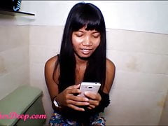 HD Heather Deep talks to boyfriend on phone while deepthroat