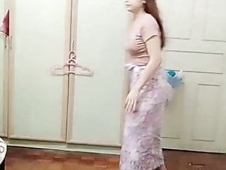 Asian Voyeur Teen vid: malay - awek baku pink