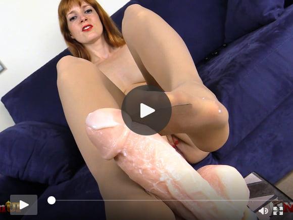 pantyhose footjob by irina vegasexfilms of videos