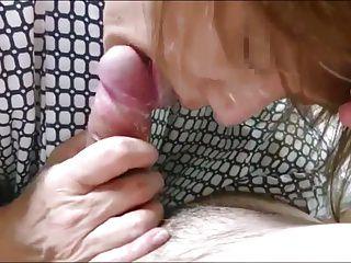 Japanese Milf Blowjob