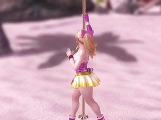 Carol Stanzack from Savage Reign – Sexy Pole Dance.