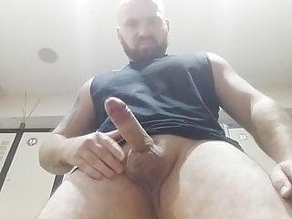 Gym masturbate...