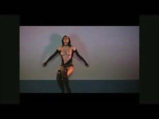 tease Strip  Miranda  Lawson (Mass  Effect)