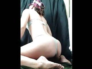 Ani huger 039 handsfree orgasm wets panties...