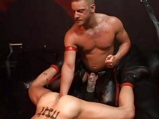 Fist fucking...