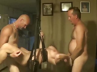 The Swinger Experience Presents Homemade Swingers Sex Swing Threesome