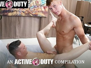 ActiveDuty – First Timers Compilation