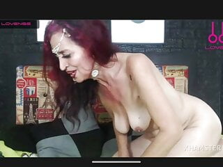 Skinny granny nude small tits pussy and ass...