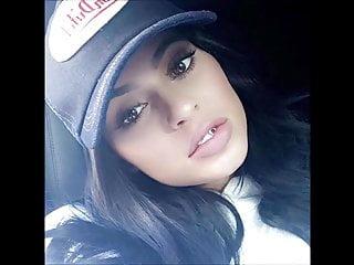 Kylie Jenner jerk off (doggystyle audio)