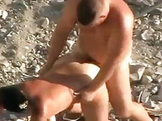 mature sex on the beach