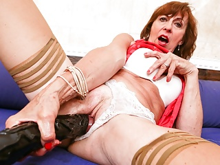 Cock Grandmother She Sucking Your Fighter be on a Could