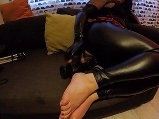 Slave for mistress pleasure