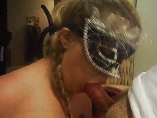 Kinky masked...