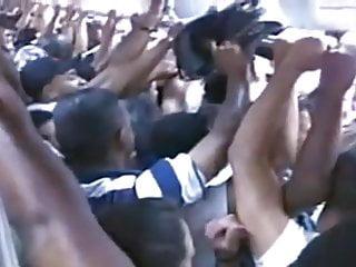Voyeur Flashing Hidden Camera video: Real arrimon en el bus