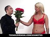 TeensLoveAnal- Hot Blonde Ass Fucked By Friend