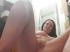 German neighbor masturbates for me