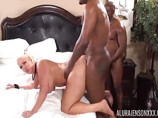 Spanking Big Ass Creampie video: Incredible Alura Jenson