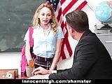 InnocentHigh - Promiscuous Teen Fucks Teacher