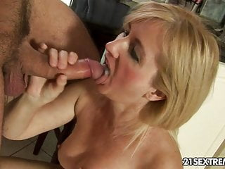 Licks ass and fucked by not her son...