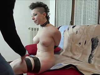 Thick Dykes First Time Being Used By Man